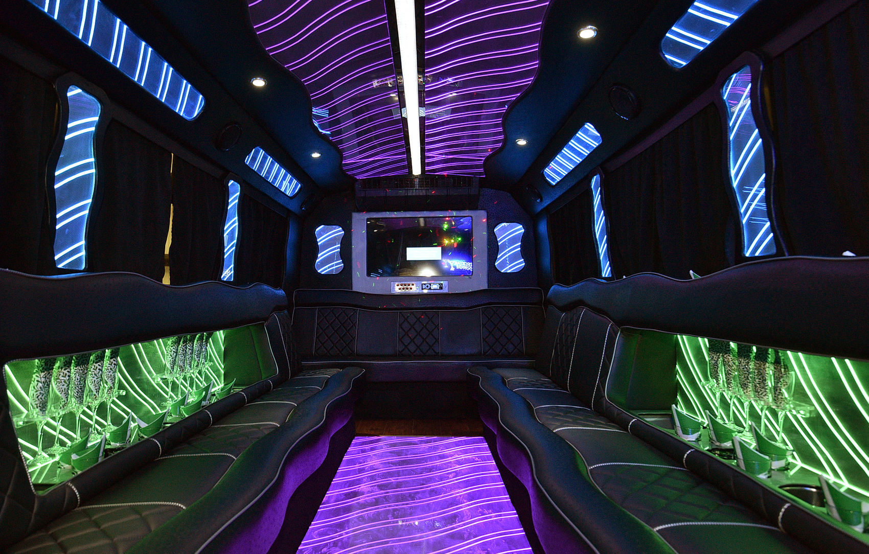 Extreme Party Bus Cape Cod MA
